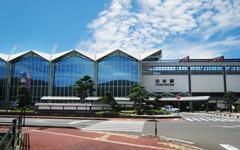 鹿児島県 出水駅